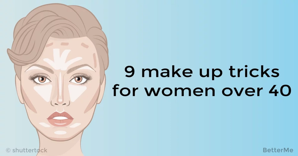 9 makeup tricks that can help women over 40 look younger
