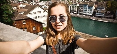 5 steps to a super travel selfie