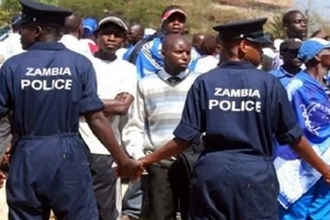 Police officers BANNED from marrying foreigners, Zambians go mad