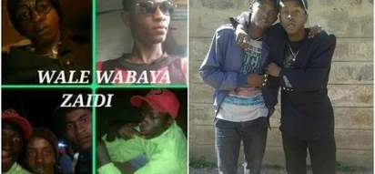 SUGGESTIVE photos emerge showing a friend of killed Eastleigh gangsters