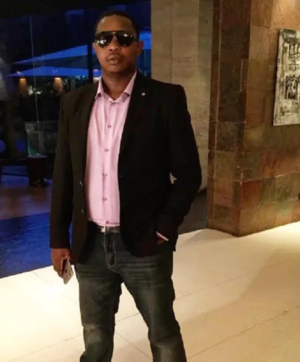 Photos of the RANDY man Alfred Mutua's wife is begging on social media for her money