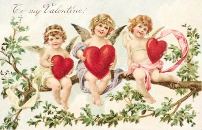 History of Valentine's Day. From ancient Roman times to 2018