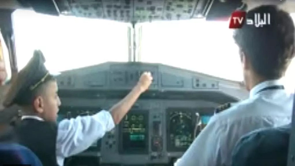 Pilots fired for allowing 10-year-old boy to fly plane in desperate quest to fulfill his dream