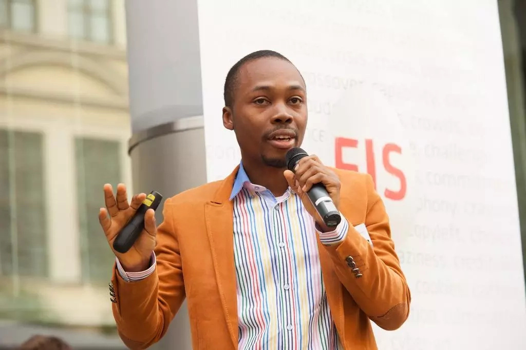 African software engineer, 30, creates simple app to help feed the hungry (photos)