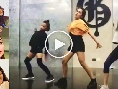 AC Bonifacio, Andrea Brillantes & Awra Briguela engage in the most epic dance showdown yet! Watch to find out who's the best!