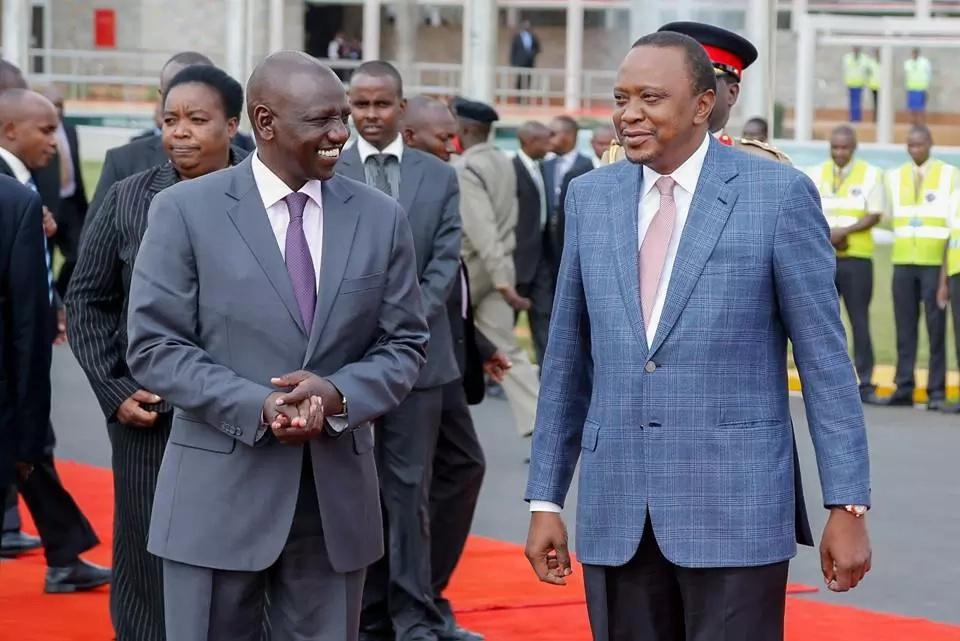 Odinga warns DP Ruto on 2022 presidential plans