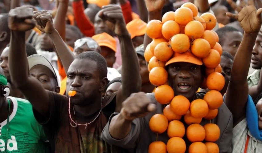 SCARE as Men in Black storm ODM tribunals meeting