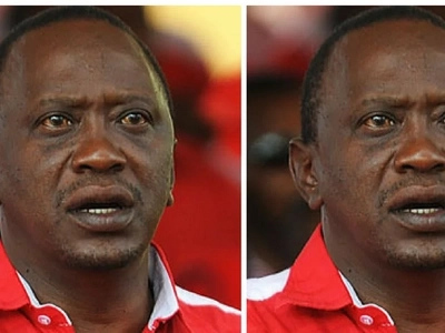 Uhuru gets emotional over the low voter registration turnout in Central Kenya