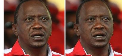Uhuru gets emotional over the low voter registration turnout in Central Kenya