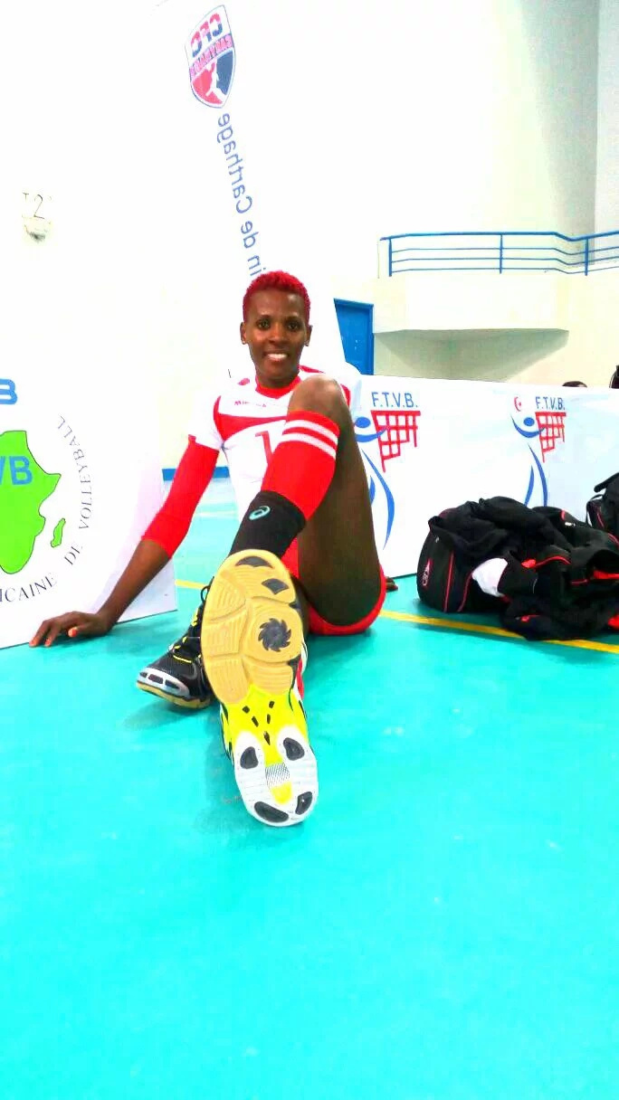 Trizah Atukah aims to take part in 2020 Tokyo Olympics