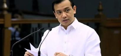 SMC denies giving P500M check to Trillanes
