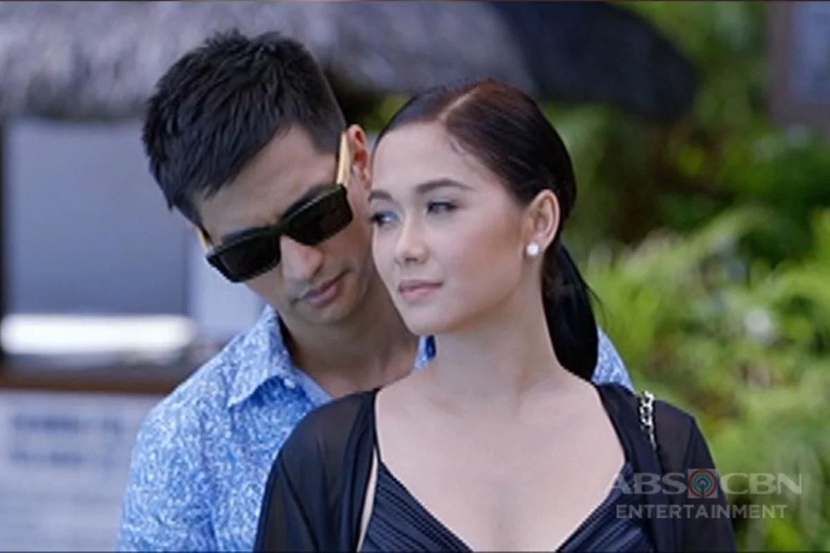 Reasons why people loves Maja Salvador and RK Bagatsing's tandem in Wildflower