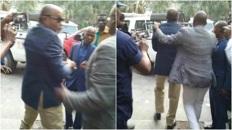 Koffi Olomide a free man after a day in jail for assault