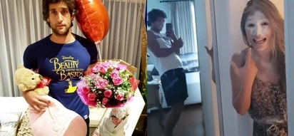 Nico Bolzico prepares the sweetest peace offering for 'wifezilla' Solenn Heussaff after pulling off a prank