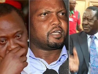 Uhuru na kambi yake wataka Raila kuchukuliwa hatua kali dhidi ya matamshi yake