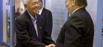 LOOK! Defiant PH raises territorial row vs China at ASEM