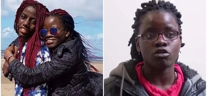 Woman, 29, who was forced to flee her country because she's a lesbian shares her story
