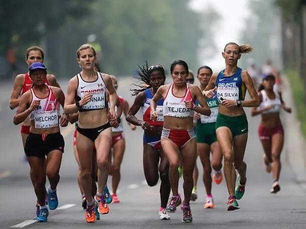Corría con zapatos rotos, ahora es la mejor latinoamericana