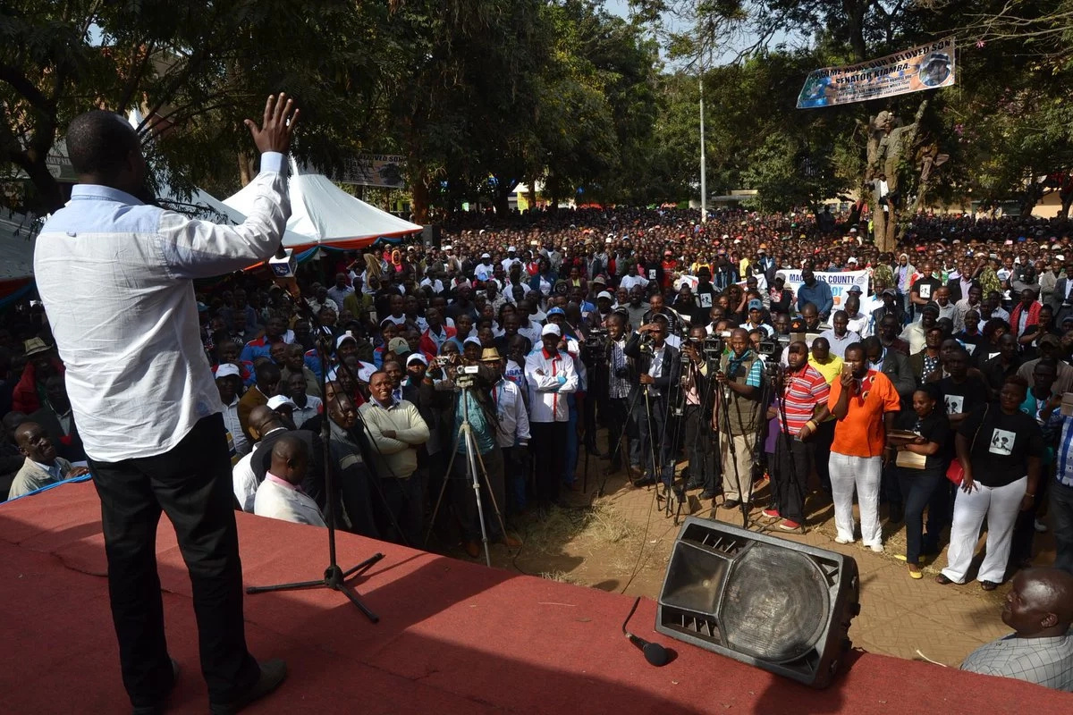 CORD leaders say police are killing innocent Kenyans