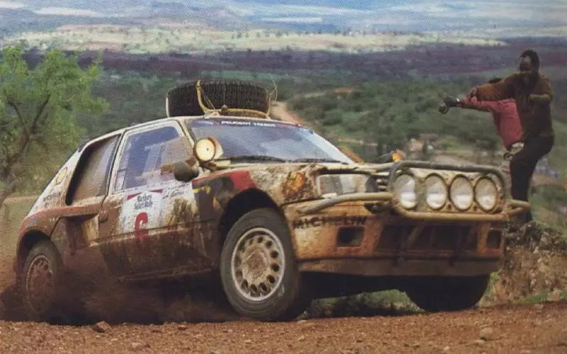 Easter Safari rally postponed over logistic hitches