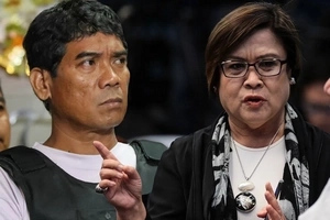 Teleserye na talaga ito! Ronnie Dayan admits third party ruined his romance with De Lima