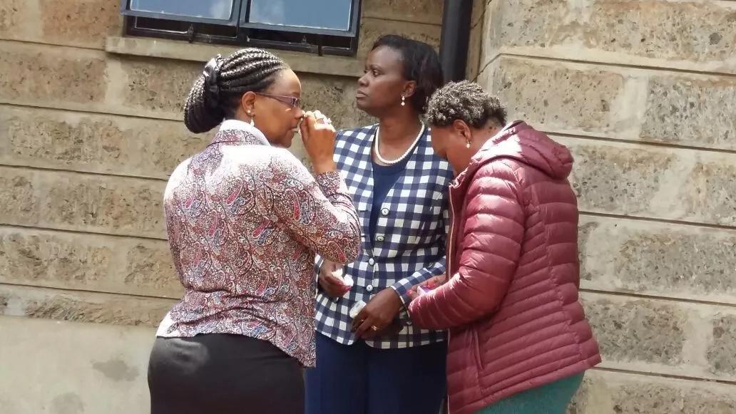 Jamaa na marafiki wafurika Lee kuutizama mwili wa Gavana Gakuru (Picha)