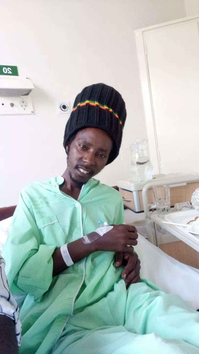 Radio presenter Mbusii admitted to hospital