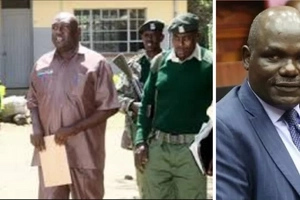 Jailed fake police officer Waiganjo set to make history in Kenyan politics
