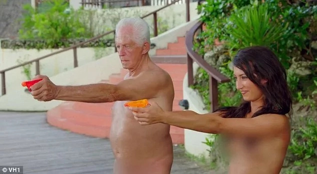 This is how 69-year-old man stole heart from 24-year-old woman on naked dating