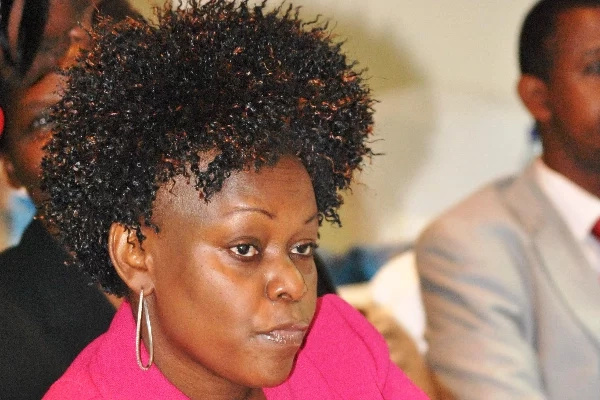Millie Odhiambo attacks Uhuru after he visited her Mbita constituency