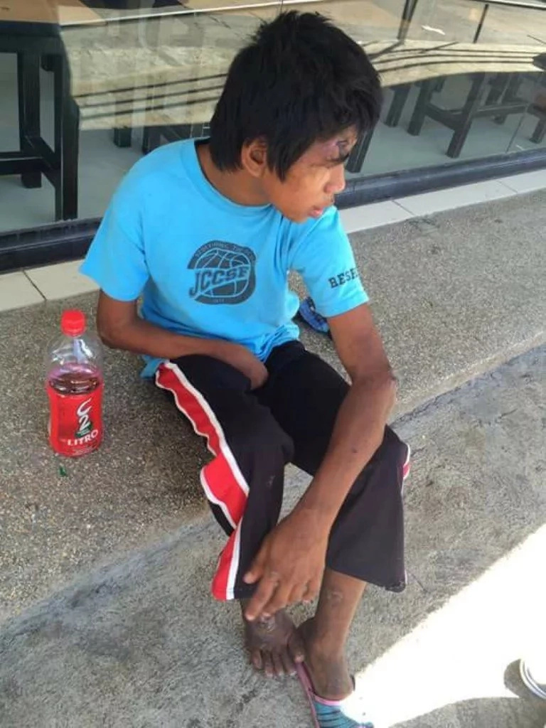 Netizen recalls moving encounter with abandoned teenager