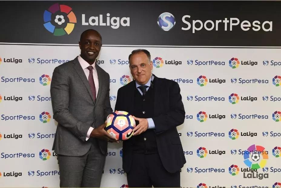 LaLiga welcomes African bookmaker SportPesa as new regional sponsor