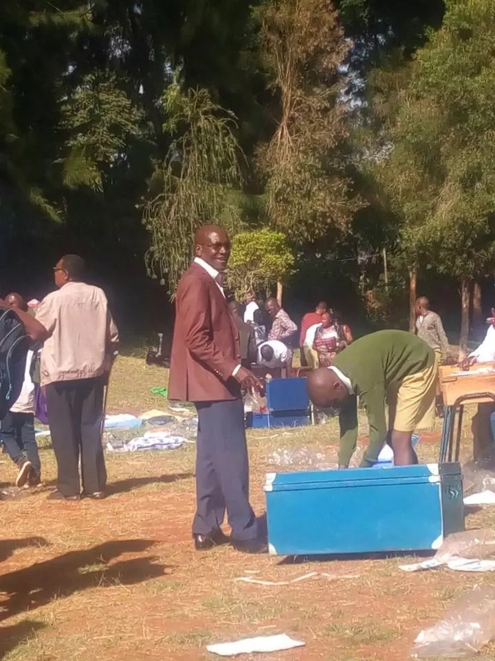 This is the national school Khalwale's son has joined