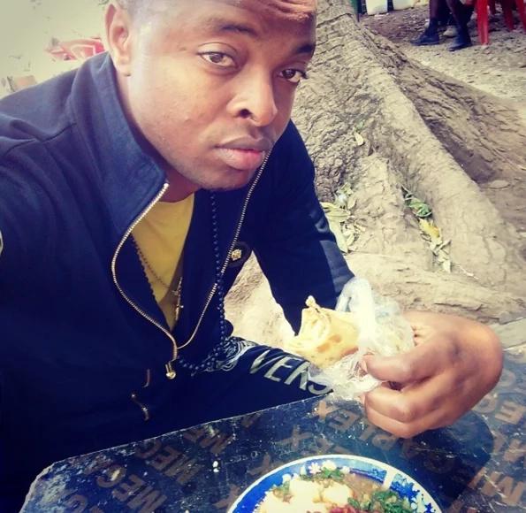 Mwanamuziki wa injili atishia kumkata mtu kwa panga