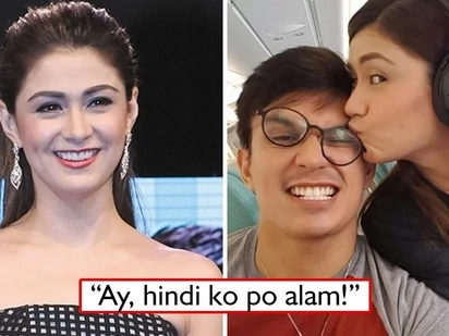 Di niya alam! Carla Abellana describes planned date of wedding with Tom Rodriguez as, 'Only God knows!'