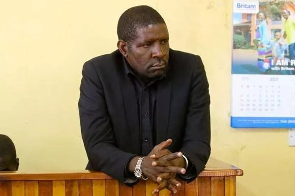 Kenyan MP confesses how he beat his wife and regretted it