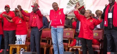 Uhuru hands first blow to Jubilee Party aspirants as infighting intensifies