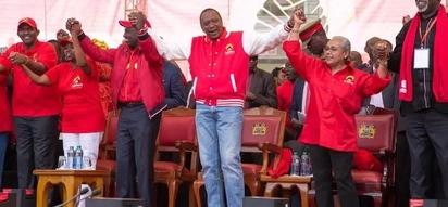 Mbunge wa zamani ahamia NASA na kurejea tena Jubilee