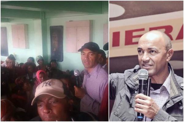 Peter Kenneth ajipata pabaya baada ya kumlaumu William Ruto kwa kushindwa kwake na Mike Sonko