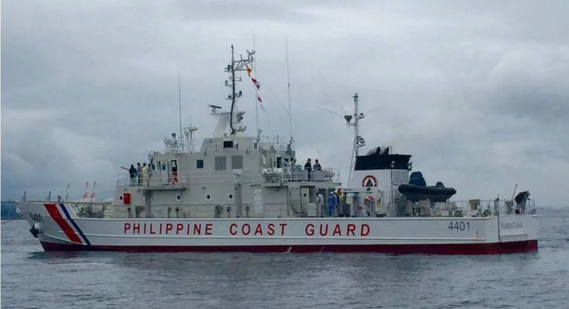 Japan sends rescue ship to PH Coast Guard