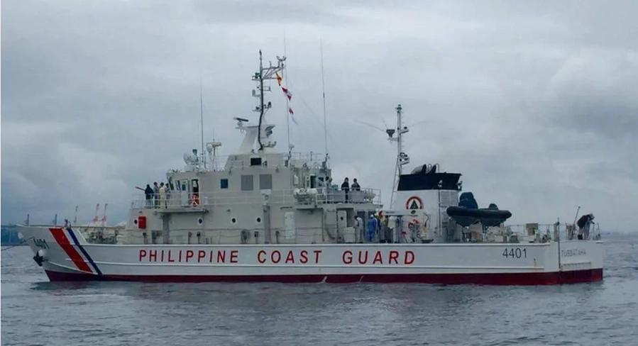 Japan sends rescue ship to PH Coast Guard