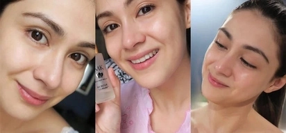 Iba talaga pag natural beauty! Carla Abellana posts her bare face on Instagram