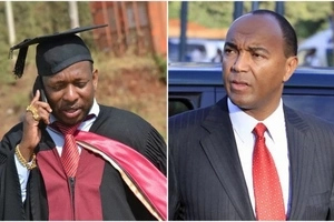 This is how BAD Peter Kenneth performed at Starehe Boys - Sonko