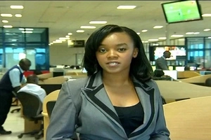 Former KTN news anchor Edith Kimani starts HER NEW JOB abroad and SOME ARE NOT HAPPY at all