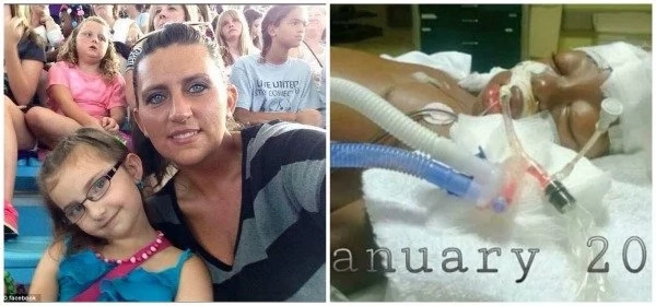 Touching! Mother donates her dead daughter's HEART to save life of little girl (photos, video)