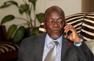 Eric Omondi shows how Tanzania President Magufuli runs his office in his latest funny clip