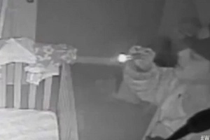 Mom Doesn't Recognize The Voice On The Baby Monitor - Then Has A Terrible Realization