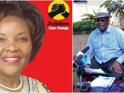 Agnes Kavindu parades son she had with Machakos Senator Johnson Muthama