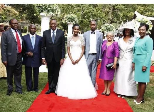 5 Weddings That Uhuru Has Attended During Presidency Tuko ...  5 Weddings That...
