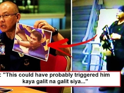 BREAKING: PNP finally revealed the identity of the gunman who attacked Resorts World Manila – he was a former gov't employee! Find out his full story!